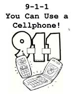 telephone 911 coloring pages - photo#8