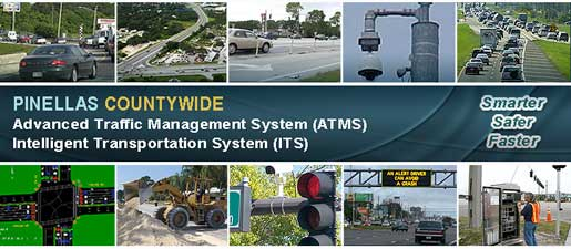Intelligent Traffic Management : Pinellas county florida public works intelligent