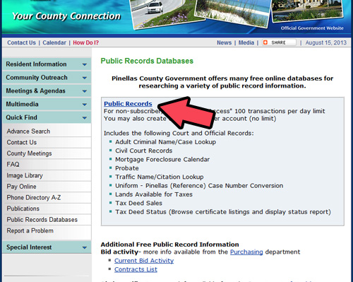 Palm Beach County Property Search Public Records