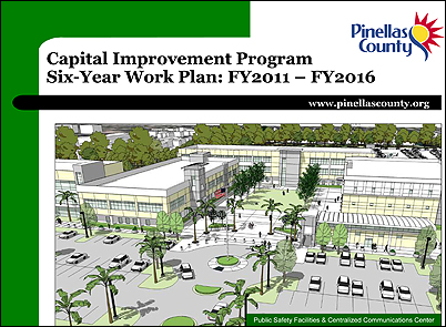 FY2011 - FY2016 CIP Document cover