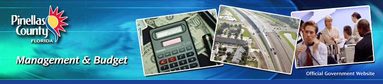 link to Pinellas County Management and Budget home page