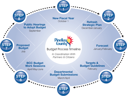 pinellas county annual budget process