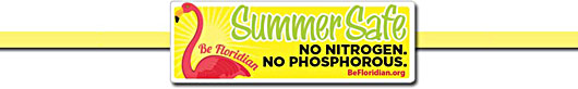 Summer Safe: No Nitrogen, No Phosphorous