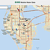 Pinellas County Florida Flood Current Conditions - Florida flood plain map