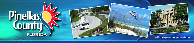 link to Pinellas County home page