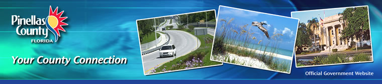 Pinellas County Government web site