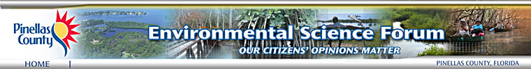 Environmental Science Forum Banner