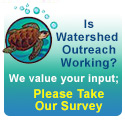 Take our Watershed outreach survey