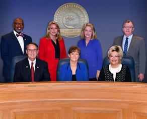 Image of County Commissioners