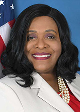 Pinellas County Commissioner Rene Flowers