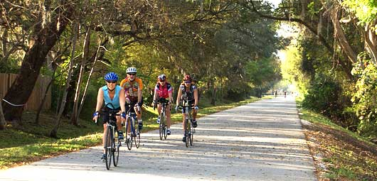 Bike Tours In Pinellas County