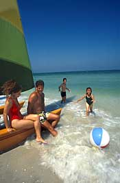 Tiki Gardens Indian Shores Beach Access Indian Shores Fl