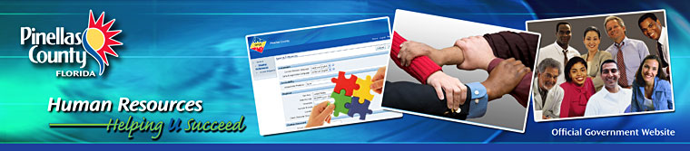 Human Resources Home Page